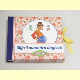 9 maanden dagboek Pauline Oud