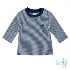 Feetje t-shirt streep marine 316016