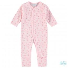 Feetje boxpak roze/bloem 307225