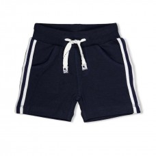 Feetje short team icecream navy