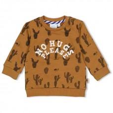 Feetje sweater camel looking sharp