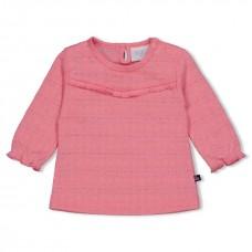 Feetje t-shirt seaside kisses roze