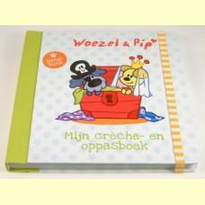 Mijn crèche- en oppasboek Woezel en Pip