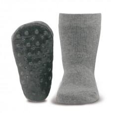 Ewers anti-slip sokken grijs