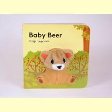 Vingerpop boekje baby beer
