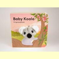 Vingerpop boekje baby koala