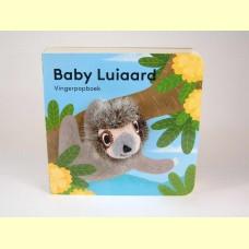 Vingerpop boekje baby luiaard