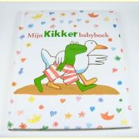 Kikker babyboek