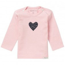 Noppies baby t-shirt roze