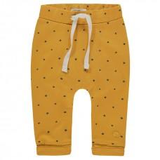 Noppies baby broek Kris honey yellow