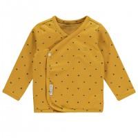 Noppies baby overslagshirt oker taylor