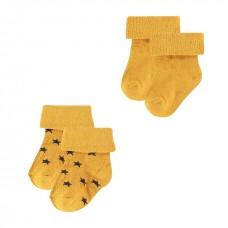 Noppies sokjes Levi Stars honey yellow