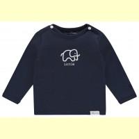 Noppies baby t-shirt amanda elephant navy