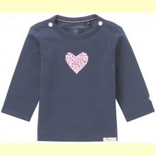 Noppies baby t-shirt Natick navy