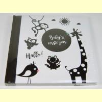Dagboek Baby's eerste jaar van Hello Baby