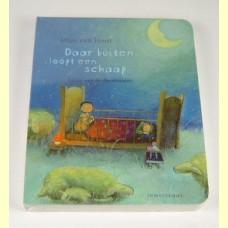 Prentenboek met liedjes op CD Op een grote paddestoel